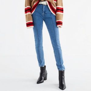 Urban Outfitters BDG High Rise Twig Front Seam